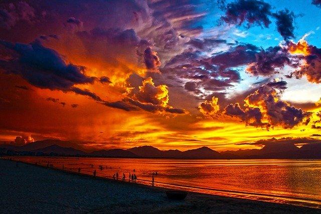 krásná obloha