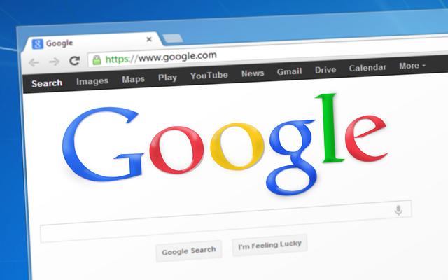 dominantní Google